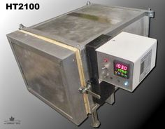 D.Comeau Custom Knives - DIY Knifemaker's Info Center: Heat Treatment Oven Project Knife