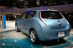Cool Nissan 2017: Nissan Leaf... Nissan Check more at http://carboard.pro/Cars-Gallery/2017/nissan-2017-nissan-leaf-nissan-8/