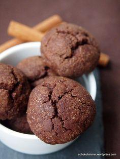 Außen zuckrig-zimtig, innen saftig-schokoladig: Schoko-Zimt-Busserl
