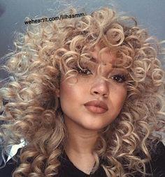 h a i r hair styles, hair makeup и curly hai Curly Hair Styles, Natural Hair Styles, Natural Curls, Hair Inspo, Hair Inspiration, Blonde Curls, Short Blonde Curly Hair, Wavy Curls, Short Curls