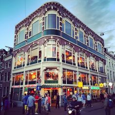 Oriental City | Amsterdam