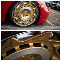 Look like vented brakes