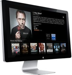 Apple TV, Chromecast, Roku Jockey For Position In A Crowded Market by ValueWalk Staff Apple Tv, Apple Television, Tv Options, Mac, Apple Products, Smart Tv, Educational Technology, Tech Gadgets, Workplace