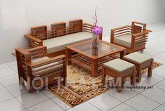 Mẫu bàn ghế gỗ sofa phòng khách, sản xuất bàn ghế sofa gỗ phòng khách, xưởng sản xuất bàn ghế gỗ cho phòng khách giá rẻ.