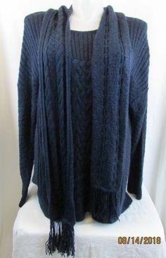 Womens Crochet Sleeves /& Back Glittery Lurex Ladies Jumper Sweater Top One Size