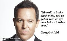 Greg Gutfeld: Liberals & black mold