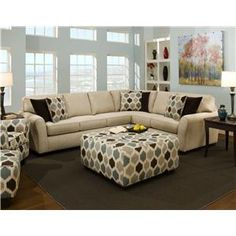 Tufted Sectional Sectional Sofas And Sofas On Pinterest
