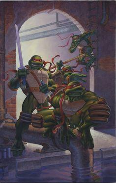 Teenage Mutant Ninja Turtles - Michael Dooney