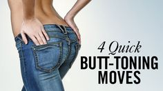 4 Simple Exercises That Will Tone Your Butt In No Time - Cosmopolitan