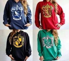 sweater slytherin green red yellow black blue white lion snake badger eagle ravenclaw raven hufflepuff gryffindore gryffin harry potter harry potter sweatshirt hogwarts huffleluff griffindor merch merchandise gryffindor hoodie j.k rowling