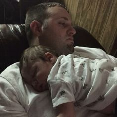 Daddy & Liam