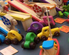 Lisbon old fashion toys by Ludi