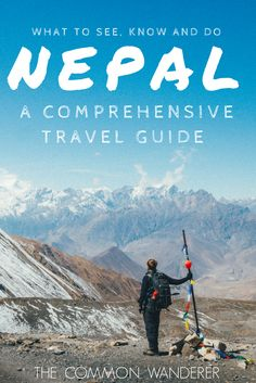 Heading to Nepal? Find out what to do, where to stay, what to eat, and how to get around with our comprehensive Nepal travel guide. Our Nepal travel guide is essential reading for those looking to make the most of their trip.