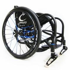 BC~ Skate Chair - Colours Wheelchair