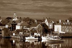 Portsmouth in Black and White! Granite State, Portsmouth, New Hampshire, Black And White, Usa, Black N White, Black White, U.s. States