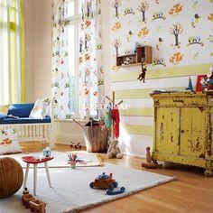 94114-1 ESPRIT Kids 3 - livingwalls Tapete