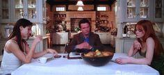 Practical Magic Movie Sandra Bullock, Aidan Quinn and Nicole Kidman Aidan Quinn, Nicole Kidman, Home Design, Set Design, Practical Magic Movie, New England Lighthouses, Roman And Williams, Shabby, Victorian Homes
