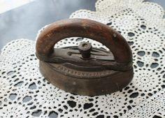 Antique Sad Iron