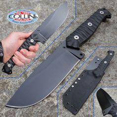 Wander Tactical - Megalodon 1.0 Full Black - coltello custom
