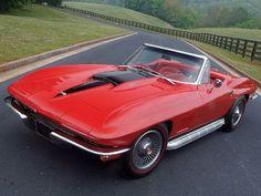 1967 Chevrolet Corvette Sting Ray 427 in³ Big-Block Tri-Power V8