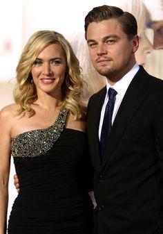 Leonardo DiCaprio and Kate Winslet. 'Nuff said.
