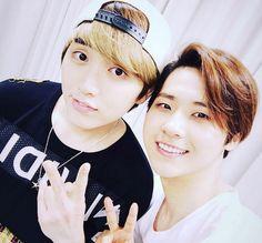 B1A4 / Sandeul and CNU