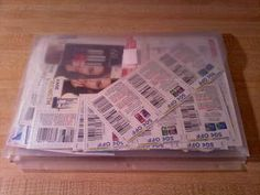 Thriftiness Niftiness: *** My Secret Addiction... COUPONS... A Tell All E...