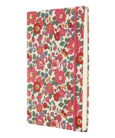 Large Betsy Print Fabric Notebook, Liberty London. Shop more notebooks and journals from the Liberty London collection online at Liberty.co.uk