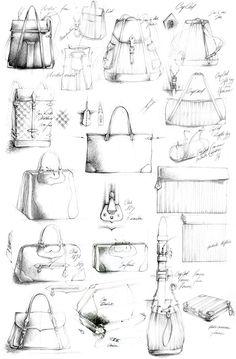 sac design dessin - Recherche Google