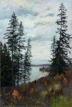 In the North - Isaac Levitan