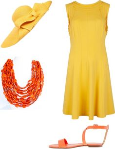 """sun fun"" by chanda-hoyt-lord on Polyvore"