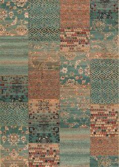 KASHQAI modern Carpet, rug (ID: 43-27-400) Kashqai