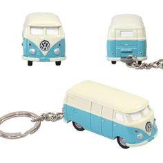 Volkswagen Type II Bus Key Chain Light, Blue and White Dreams & Co. http://smile.amazon.com/dp/B00BSPTXD6/ref=cm_sw_r_pi_dp_jyzTwb15D1G9M