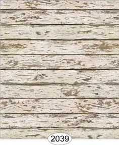 Wallpaper - Distressed Wood - Cream [WAL2039] - $0.00 : itsy bitsy mini, Wholesale & Retail Dollhouse Wallpaper & Accessories