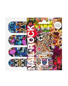 Nail Rock ASOS Exclusive Digital Jewel Print Nail Wraps