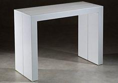 Consola mesa de comedor extensible Moderna Watson   Pinterest   Mesa ...