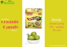 Indian gooseberry's candy.!! For purchase online visit our website :- http://www.farmnatural.in  #organicgroceryonline