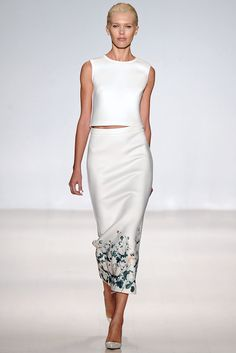 Spring 2015 Ready-to-Wear - Erin Fetherston