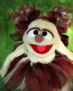 Puppet Professional Puppet Hand Puppet by OutofCharacterCreate