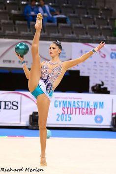 Carolina Rodriguez (Spain), World Championships (Stuttgart) 2015