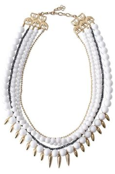 Stella and Dot Mischa Necklace