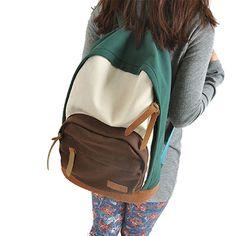 Encontrar Más Mochilas Información acerca de Ventas calientes mochilas de lona para mujeres escuela mochilas de