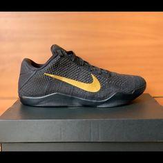 3627ac14 KOBE XI NIKE ID fade to black Mamba day Inspired colorway of Kobe's last  game shoe