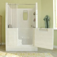 walk in tub shower combo | Walk in tubs and showers are especially ...