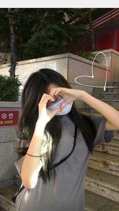 Korean Beauty Girls, Pretty Korean Girls, Cute Korean Girl, Korean Girl Photo, Korean Girl Fashion, Ulzzang Fashion, Uzzlang Girl, Girl Face, Cool Girl Pictures