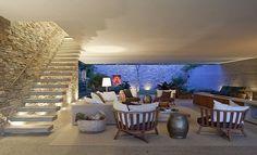 ARCHITECTURE DESIGN IDEA: Una bella casa en Ilhabela, por Marcio Kogan