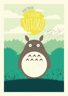 Mi Vecino Totoro -1