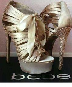 Nice Bebe heels