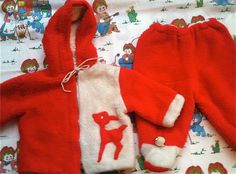 Your place to buy and sell all things handmade Snow Pony, Snow Outfit, Vintage Baby Clothes, Little People, I Shop, The Incredibles, Retro, Handmade, Stuff To Buy