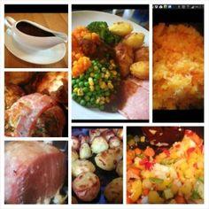 Slimming World Sunday Roast Dinner - Syn Free #slimmingworld